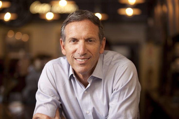 Основатель Starbucks Говард Шульц вырос в социальном жилье