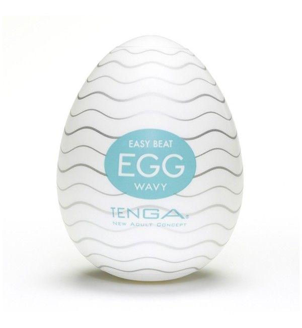 Arrivano dal Giappone i primi masturbatori pensati esclusivamente per gli uomini! ITenga Egg, insospettabili uova,nascondono al loro interno un uovo in elastomero, molto flessibile e dotato …