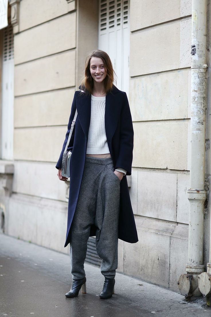 65 French-girl looks we love from the streets of Paris