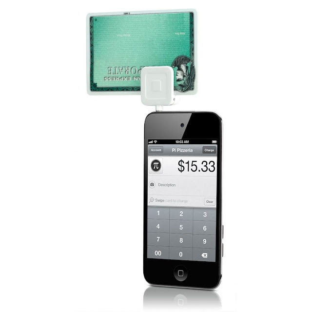 Credit Card Reader for iPhone and iPad