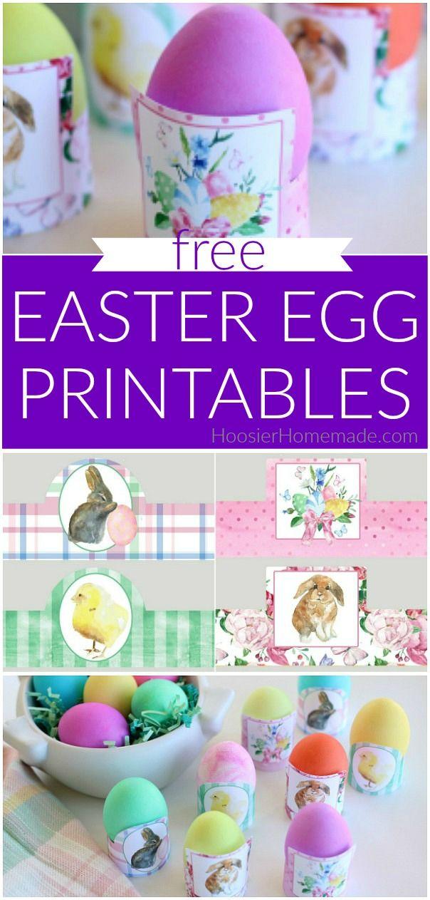 Free Easter Printables Easter Egg Printables Freeprintables Easter Eastereggprintables Easter Printables Free Easter Printables Easter Clipart