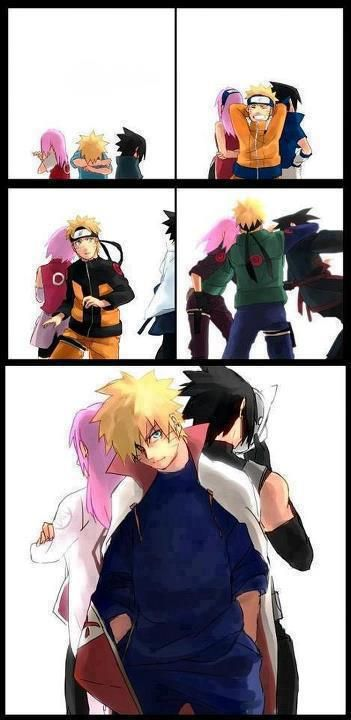 Sakura, sasuke, Naruto