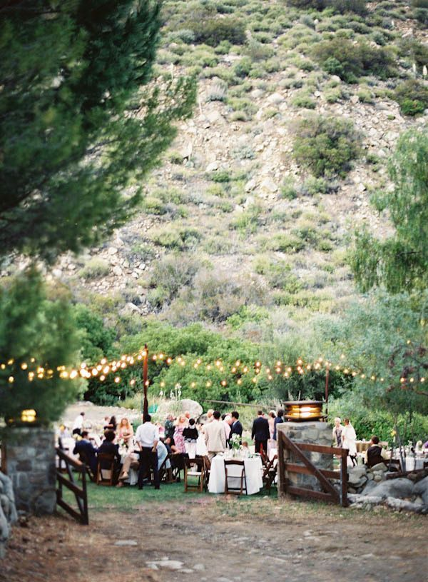 Relaxed Bohemian Outdoor Wedding Image By Kurt Boomer