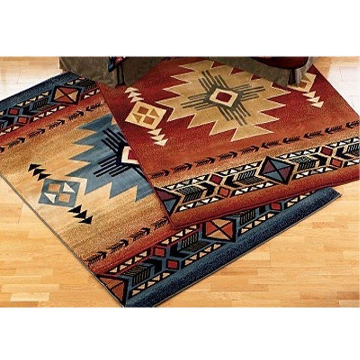 Southwestern Large Area Rug: 305 Best Southwestern Decor & DIY Decorating Images On