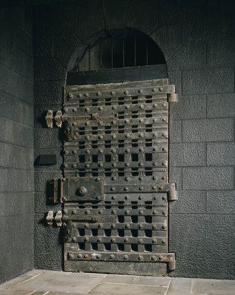 The Debtors' Door, Newgate Prison.