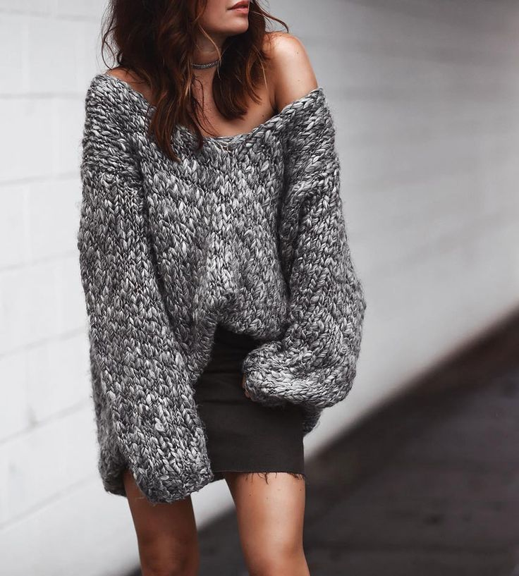Top 25 most stylish outfits and ideas with cozy & fashionable sweaters these fall days. Share them with friends for inspiration!