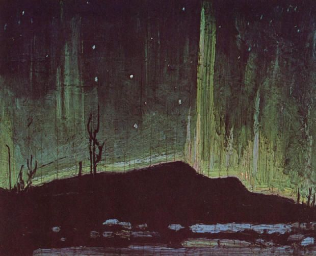 Tom Thomson Northern Lights