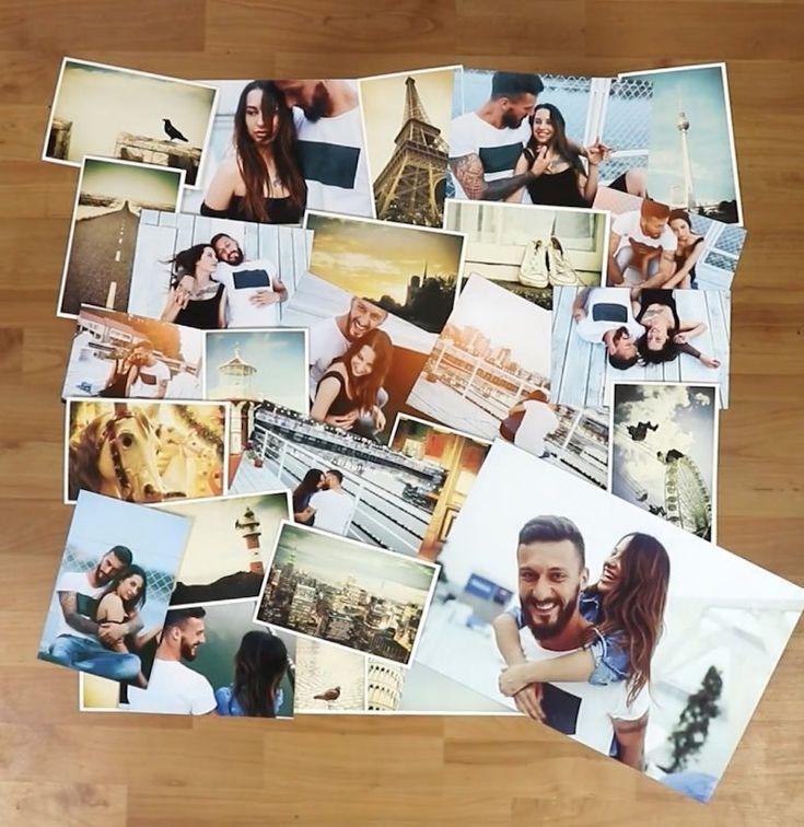 De mooiste herinneringen praktisch verwerkt