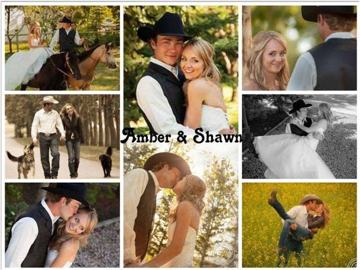 Amber Marshall and Shawn Turner | Heartland | Pinterest ...