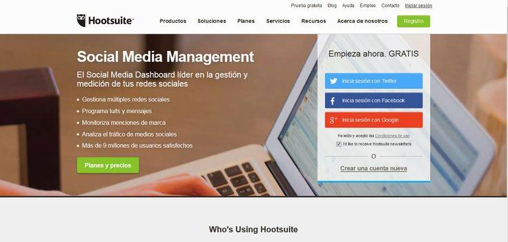 Cómo programar tuits en #Hootsuite. #Twitter