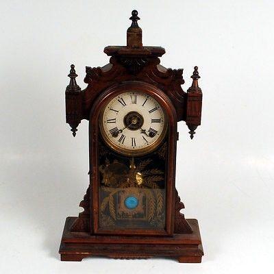 17 Best Ideas About Antique Mantle Clock On Pinterest
