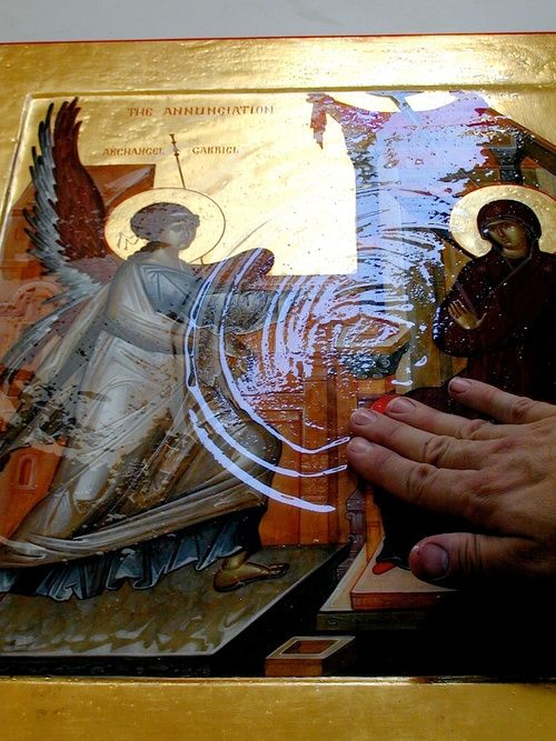 Olifa - Saint Gregory of Sinai Monastery