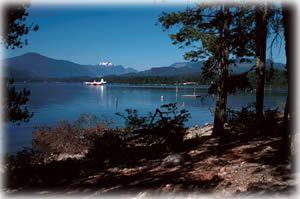 Sproat Lake Provincial Park