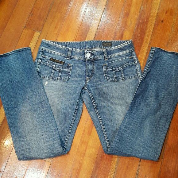 Herrlicher jeans Authentic German designer jeans. herrlicher  Jeans Straight Leg
