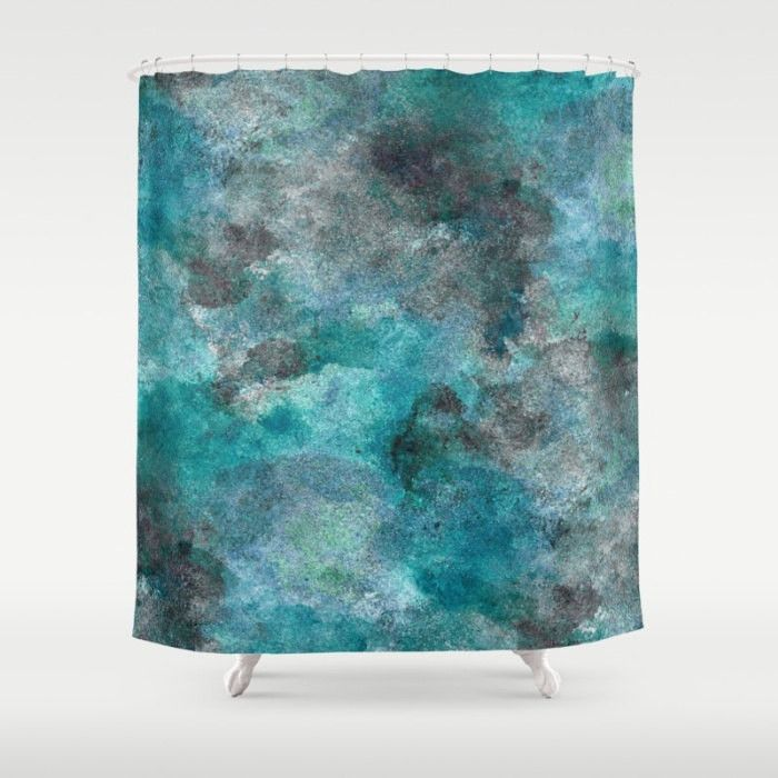 1000 Ideas About Teal Shower Curtains On Pinterest Teal Kids Curtains Tea
