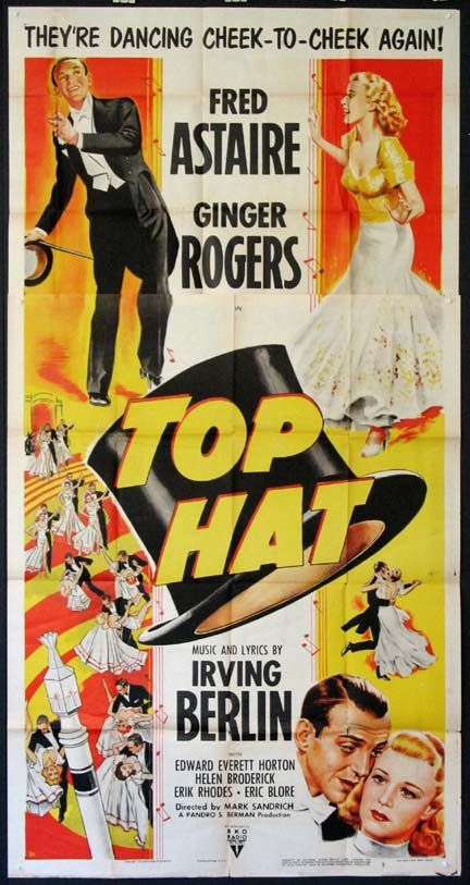 TOP HAT (R-1953)