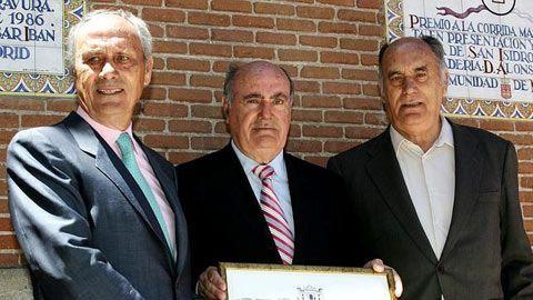 Los Lozano tendrán un azulejo en Las Ventas - mundotoro.com