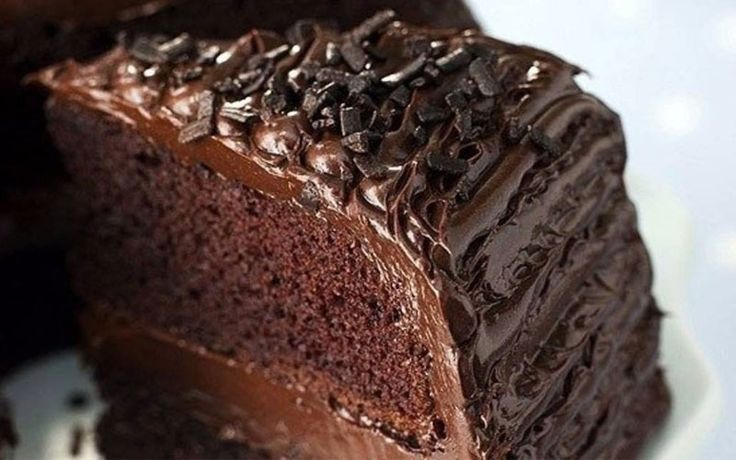 """Шифоновая Прага"" - торт"