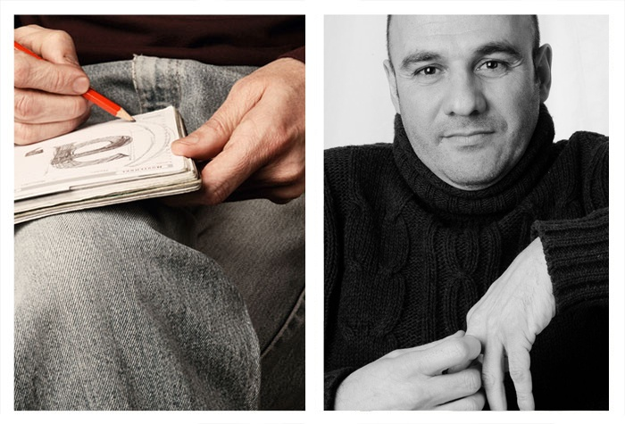 Fabian Carreras - Tipografo