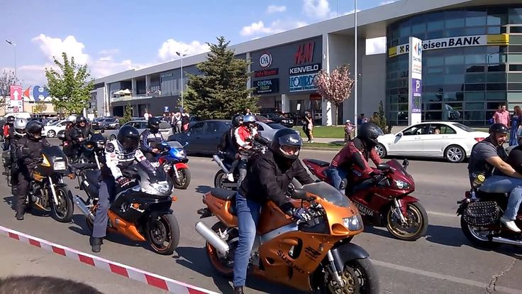 Oradea - Annual motor bikes race