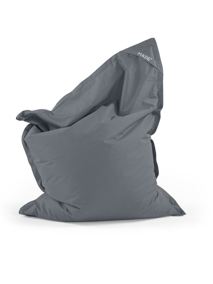 The Piggy Bag in Grey. Relax both inside and outside. £79. MADE.COM