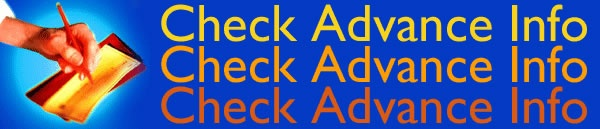 Check Advance Info - Cheap Payday Advances