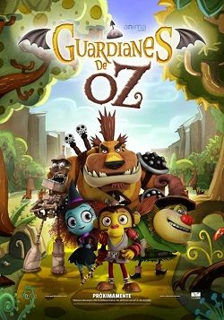"Ver película Guardianes de Oz online latino 2015 gratis VK completa HD sin cortes descargar audio español latino online. Género: Animación, Infantil, México Sinopsis: ""Guardianes de Oz online latino 2015"". ""Wicked Flying Monkeys"". ""Save Oz!"". ""Película Mexicana"". Ozzy es un p"