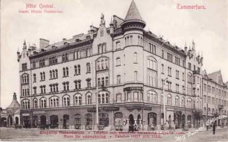 Hotel Central 1910