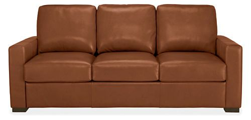 Berin Leather Day & Night Sleeper Sofas - Sleeper Sofas - Living - Room & Board