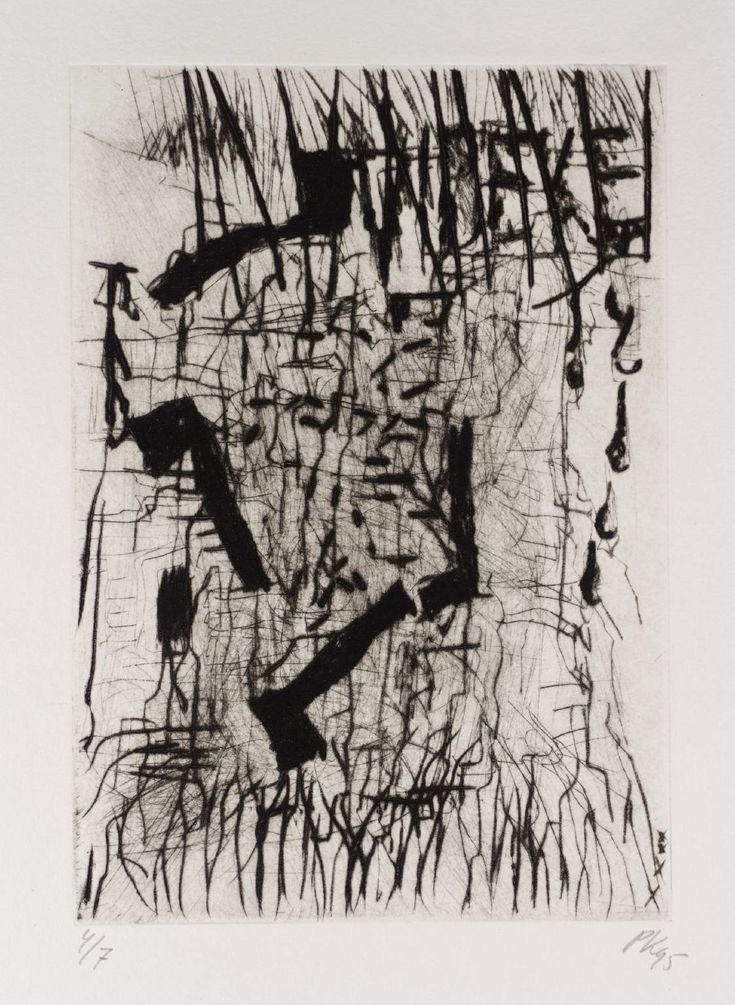 '[no title]', Per Kirkeby   Tate