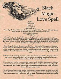 love domination spell magic Black