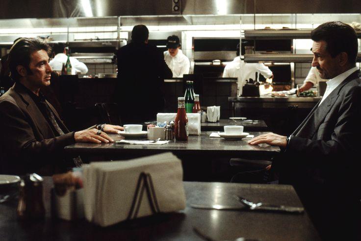 'Heat' (1995) | Dir: Michael Mann | DoP: Dante Spinotti | Starring: Al Pacino, Robert De Niro, Val Kilmer, Jon Voight, Tom Sizemore, Diane Venora, Amy Brenneman, Ashley Judd, William Fichtner, Natalie Portman, Hank Azaria and Danny Trejo