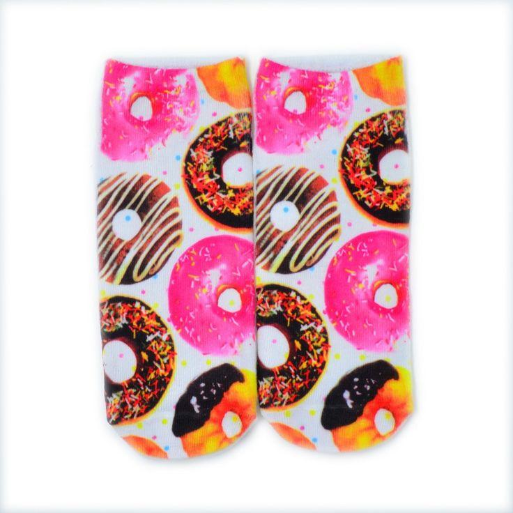 %.95// donut socks// delivery: 2-4 weeks