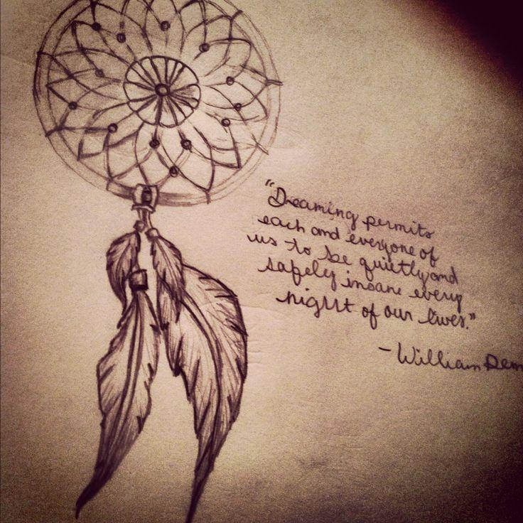 Tattoo Quotes Dreams: Dream Tattoo Quotes. QuotesGram
