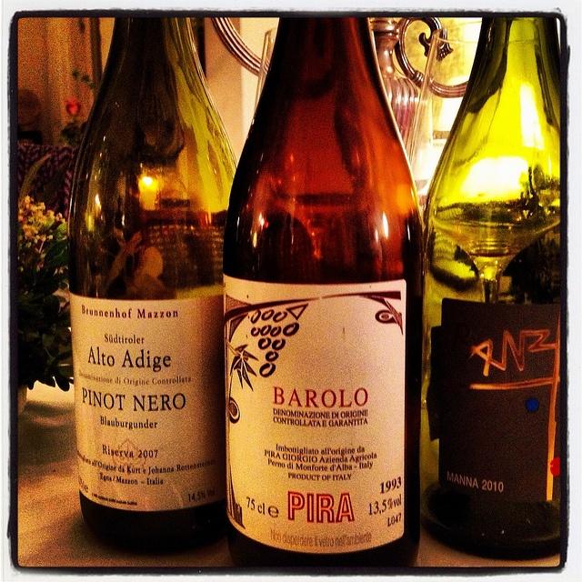 Weinverkostung by kaept'n, via Flickr: Kaeptn, Photo