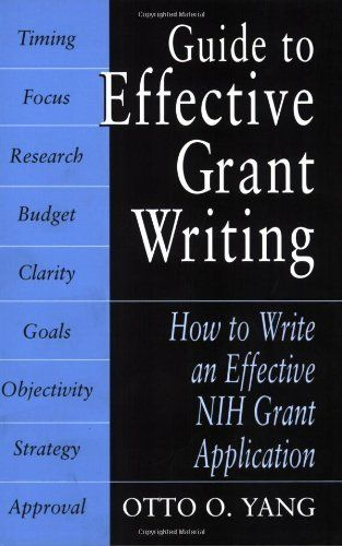 how to write a successful grant proposal