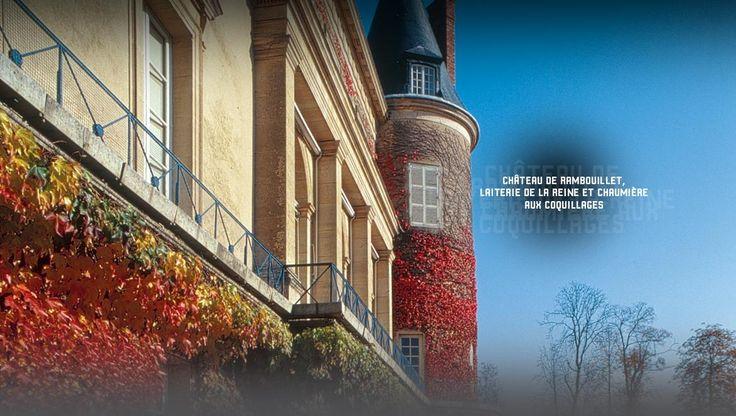 Château de Rambouillet, Laiterie de la Reine et Chaumière aux Coquillages - Centre des monuments nationaux