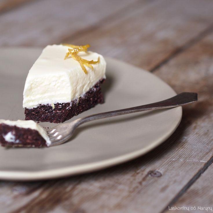 Laskominy od Maryny: Čokoládový dort s citronovou pěnou