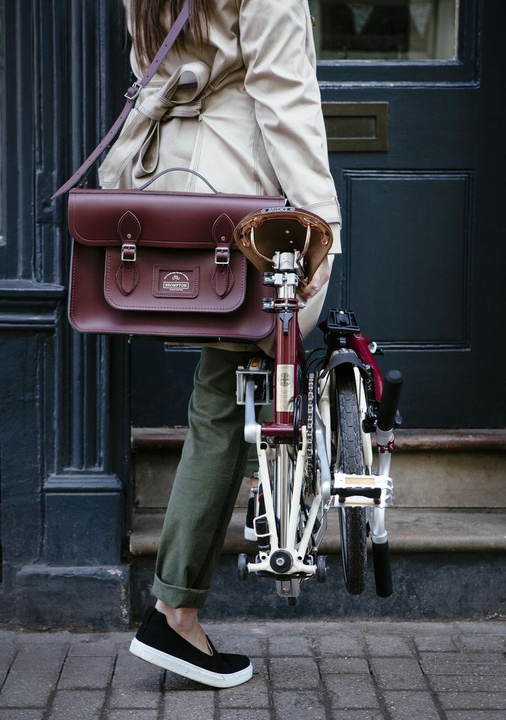 Brompton & Cambridge Satchel Company