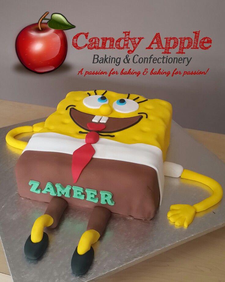 Spongebob https://m.facebook.com/candyapplecreations