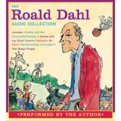 The Roald Dahl Audio CD Collection [Abridged, Audiobook], (childrens books, kids audiobook, roald dahl, dahl, audio book, audiobook, humor, kid lit)
