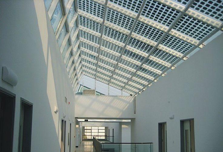 zonnepaneel glas gebruiken voor overkapping van bijvoorbeeld terras