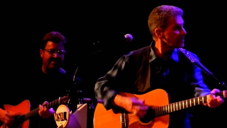 """Johnny Rivers singing """"Summer Rain"""" with Vince Gill at The Grand Ole Opry"""