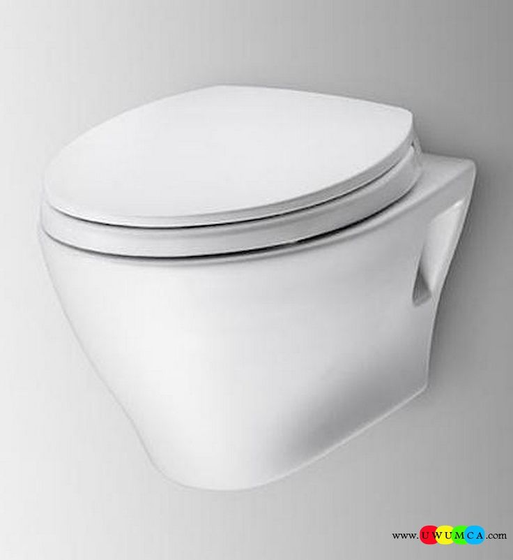 BathroomToto Aquia Wall Hung Toilet Sanitary Ware Solutions For The Small Space