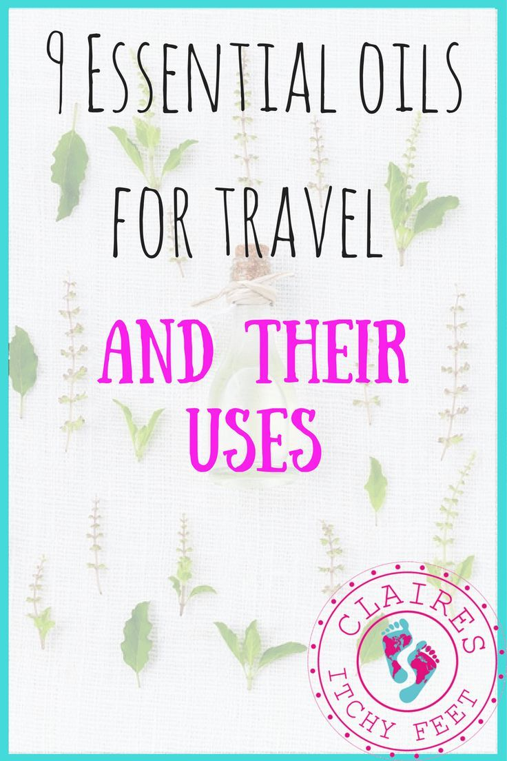 There are a few things that keep me sane while traveling, one of them is my collection of essential oils! Whether you are taking a weekend break or are long-term backpacking there are a few must-have essential oils you should make sure you pack.