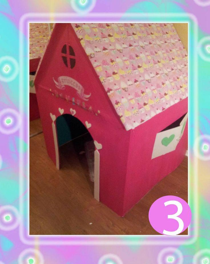 casa para niña
