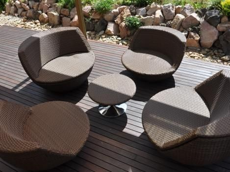 HT3046T Outdoor Lounge Setting $501.60 also in 3 piece