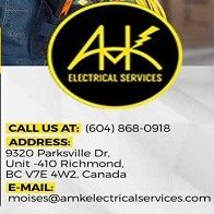 AMK Electrical Service – Commercial and Residential Electrical Services Provider in Vancouver
