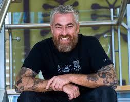 Image result for heston chef naked