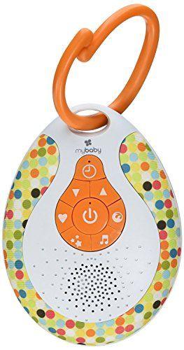 White noise anywhere!? Yes please! $10!  myBaby SoundSpa On The Go
